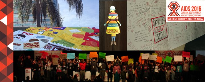 国際エイズ会議in南アフリカ・ダーバン