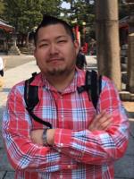 会林垠瀚さん(台湾レッドリボン基金)