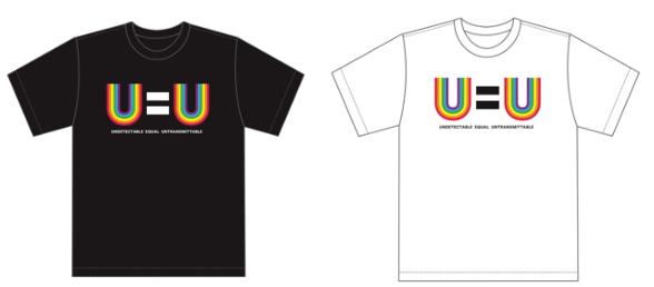 U=U Tシャツ